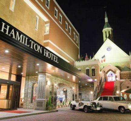 ハミルトンホテル上総