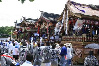 久留里夏祭り