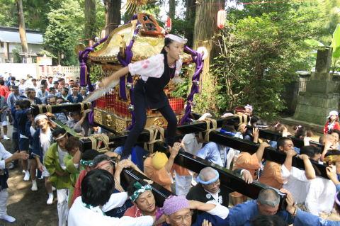 八雲神社祭礼